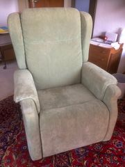 HUKLA Elektr Sessel mit Aufstehhilfe