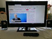 24 Zoll Full-HD Fernseher Monitor
