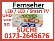 Suche Fernseher LED LCD evtl