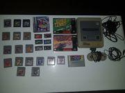 Nintendo Sammlung zu verkaufen