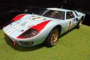 Ford GT40 mk ii second