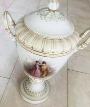 KPM Amphore große Vase mit