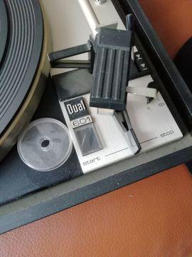 HiIFI Plattenspieler mit Magnetsystem DUAL: Kleinanzeigen aus Heidelberg - Rubrik Plattenspieler, Tonband