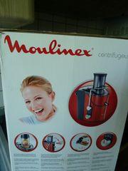 Neuer Moulinex Entsafter