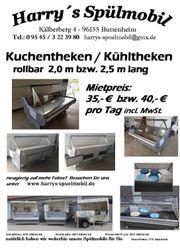 mobile Spülküche Geschirrverleih Spülmobil Mietgeschirr