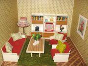 Crailsheimer Wohnen Puppenhaus-Puppenstube-Puppenküche