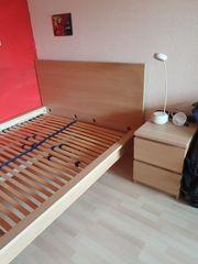 IKEA Bett Malm 140 x