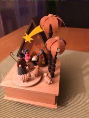 Spieluhr Natur Christi Geburt Spielwerk
