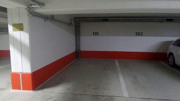 Tiefgaragenstellplatz kein Duplex Schwabing-West Herzogstr