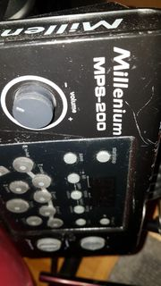 e-Schlagzeug Millennium MPS-200 NP ca