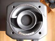 Subwoofer Auto Pioneer Bassbox