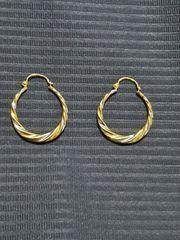 Ohrringe Goldohrringe Ohrhänger Creolen 585