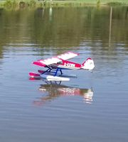 Wasserflugzeug Christen Husky