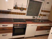 Nobilia Hochglanz Küche
