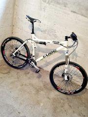 Verkaufe mein Mountainbike CUBE AMS