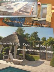 Garten-Bildbände