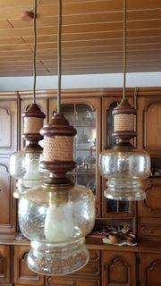 Vintage Wohnzimmerlampe