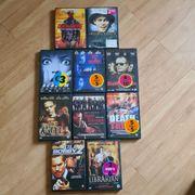 20 verschiedene DVDs mit Spielfilmen
