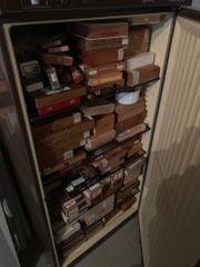 Zigarrensammlung aus Nachlass