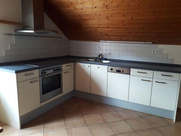 Küchenteile ohne Geräte zu verschenken