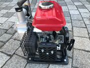 Gartenpumpe Wasserpumpe Benzinmotor 2 5PS
