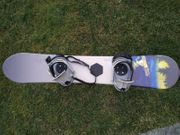Snowboard Galaxy 148 made in