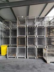 Verkaufe Gitterboxen
