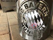 Windlicht FC Bayern München blank
