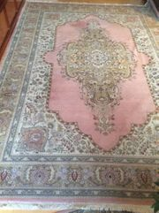 Echte Teppiche zu verkaufen