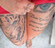 Tattoowierer privat gesucht