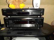 Sony CD-Player Sony Receiver 2