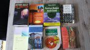 vergebe diverse Bücher Deko usw