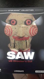 SAW DVD Blu-Ray