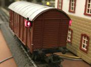 MÄRKLIN H0 4506 Gedeckter Güterwagen