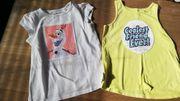 Frozen Elsa T-Shirt m Wendepailetten