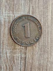 1 Pfennig 1948 F Bank