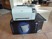 HP Drucker Laserjet pro CP1525nw