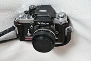 Nikon F2SB Photomic DP3 mit