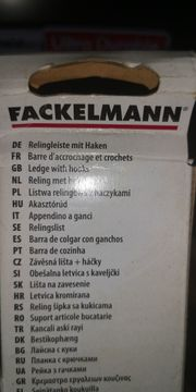 Fackelmann Halter