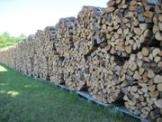Brennholz Aktion Holzbriketts gratis