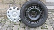 4 Winterkompletträder Mercedes B-Klasse auf
