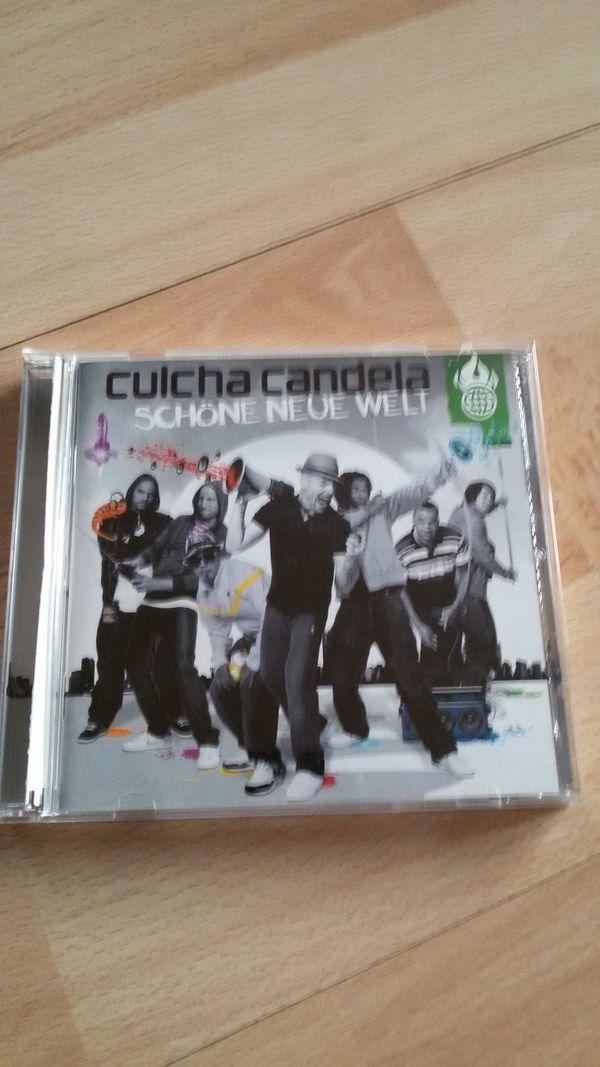 CD CULCHA CANDELA