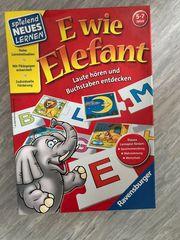 E wie Elefant ABC 5-7