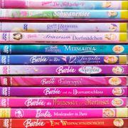 Barbie die Filme 12 DVDs