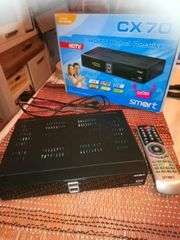 HDTV Kabel Receiver CX70 Smart
