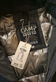 Camp david Parka neu