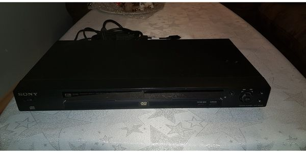 CD DVD Player DVP NS330