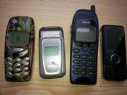 Sony Nokia Samsung LG Handy