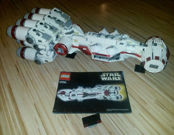 Lego Star Wars Rebel Blockade