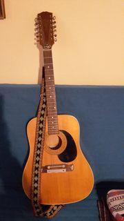 12 Saiten Gitarre Conga